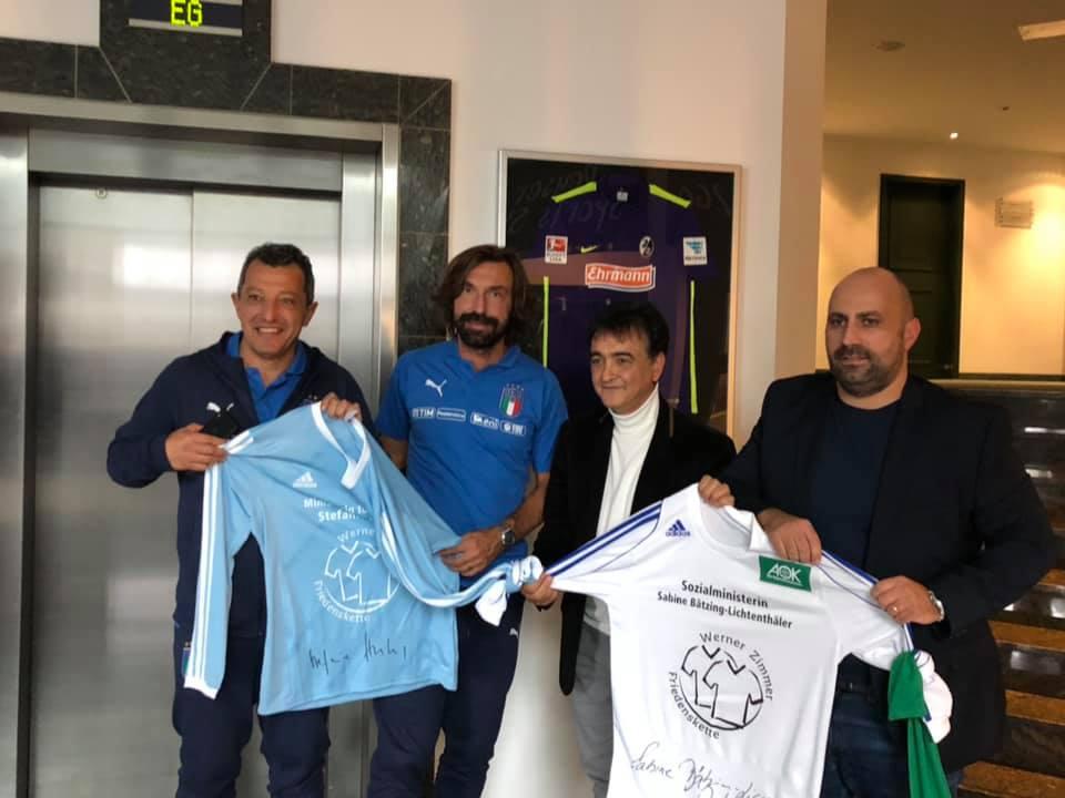 Andrea Pirlo - Italienische Nationalmannschaft